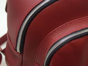 Новый рюкзачок для для девушки из Пензы. Ярмарка Мастеров - ручная работа, handmade.