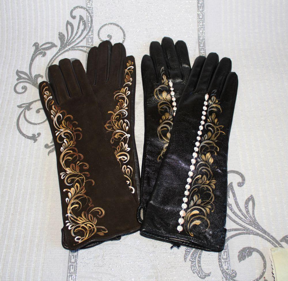 арт-маркет, перчатки
