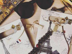 """Новая коллекция """"Paris"""". Ярмарка Мастеров - ручная работа, handmade."""