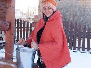 Зимний отдых в деревне. Ярмарка Мастеров - ручная работа, handmade.