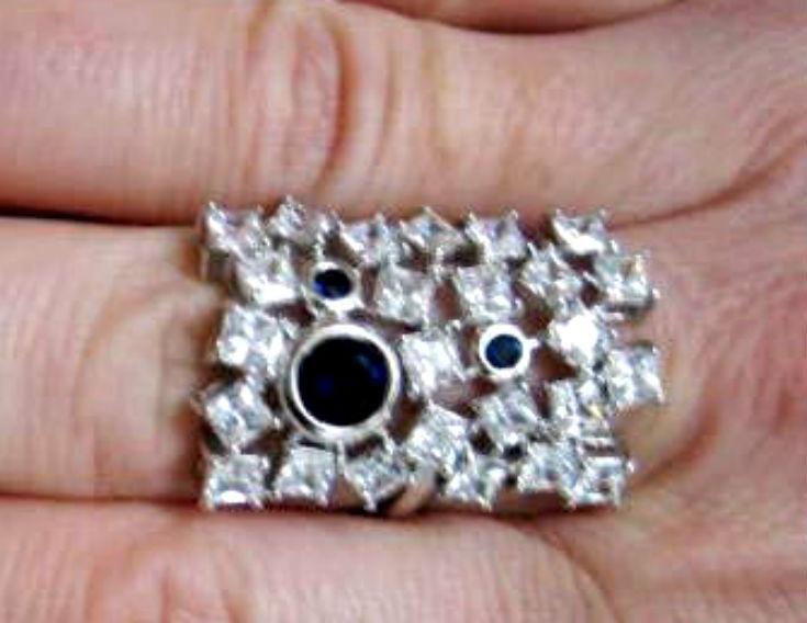 акция, серебро 925 пробы, серебряное кольцо, адвент-календарь