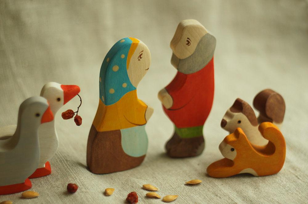 игрушки, игрушки ручной работы, сказка, детские товары