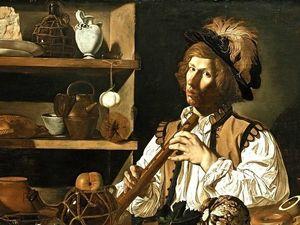 Караваджо: ярость, еда и живопись. Ярмарка Мастеров - ручная работа, handmade.