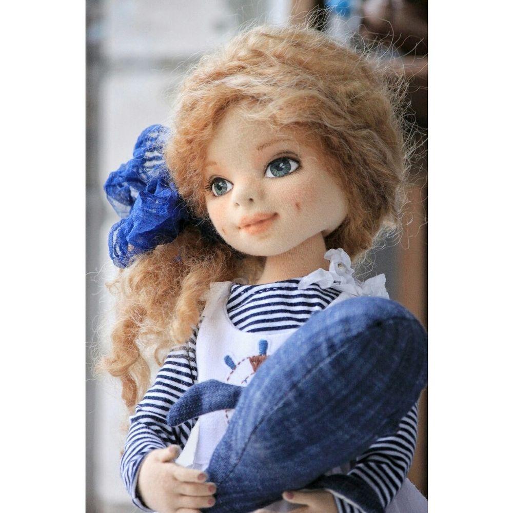 весна, кукла авторская