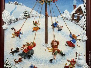 Набор мастеров на новогодний аукцион  «Мешок подарков». Ярмарка Мастеров - ручная работа, handmade.
