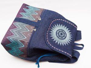 Распродажа рюкзаков. Ярмарка Мастеров - ручная работа, handmade.