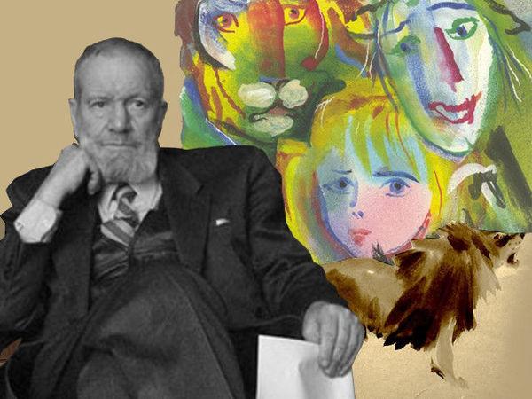 Г.А.В. Траугот: ностальгический пост со множеством иллюстраций | Ярмарка Мастеров - ручная работа, handmade