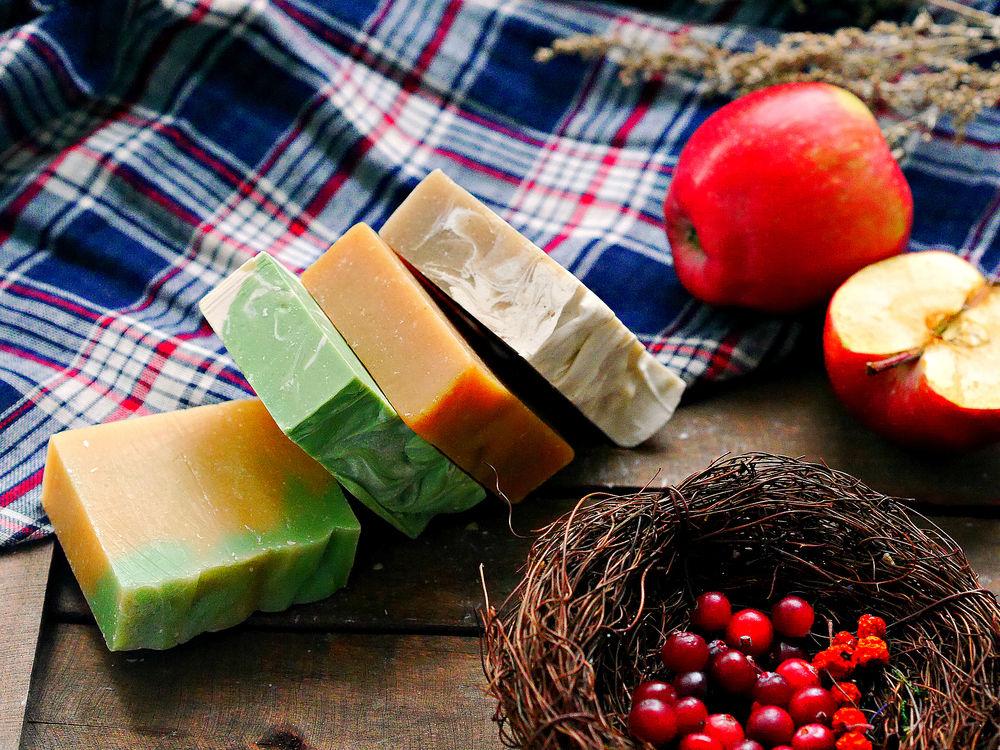 мыло, мыло с эфирными маслами, подарки ручной работы