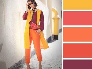 О модных цветах осени-зимы 2018 по итогам Нью-Йоркской недели моды. Ярмарка Мастеров - ручная работа, handmade.