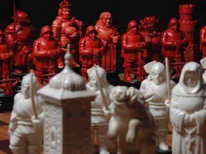 Война Алой и Белой розы   Ярмарка Мастеров - ручная работа, handmade