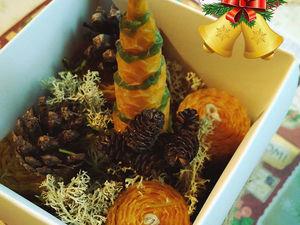 Новогодний набор в коробочке в пол цены!. Ярмарка Мастеров - ручная работа, handmade.