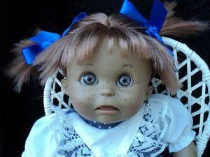 Характерные испанские куклы. Любовь нечаянно нагрянет.... Ярмарка Мастеров - ручная работа, handmade.
