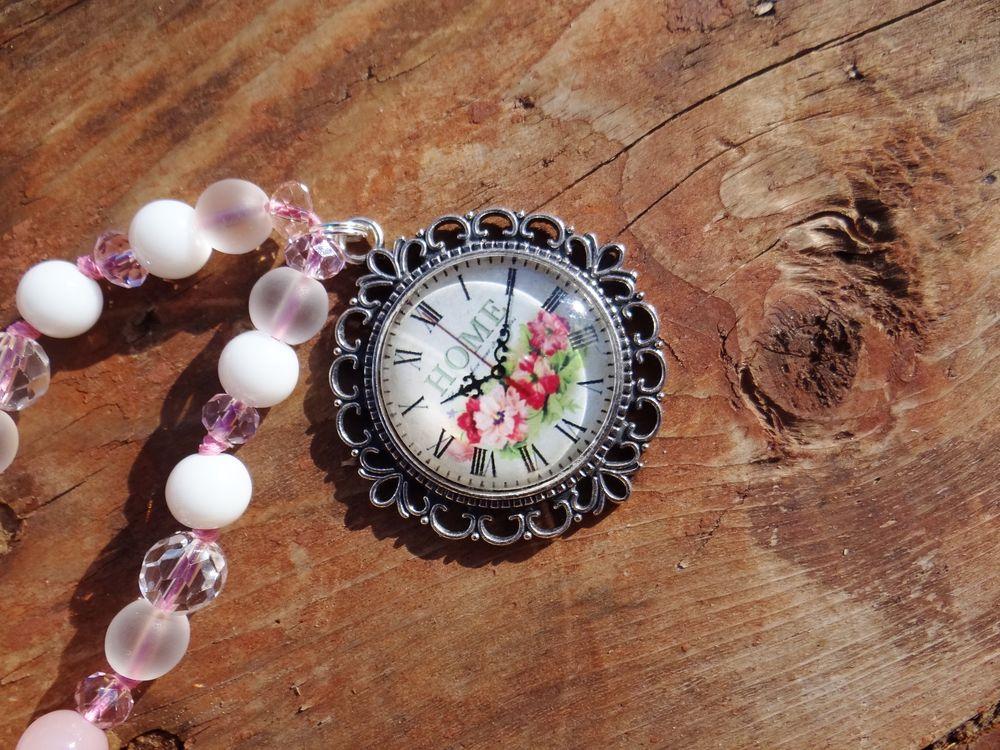авторские украшения, украшения розовый кварц