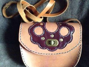 Летняя скидка на кожаные сумочки!!! | Ярмарка Мастеров - ручная работа, handmade