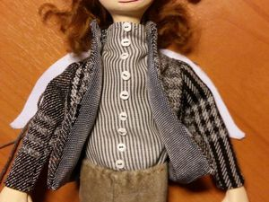 Делаем пуговицы для кукольной одежды из полимерной глины. Ярмарка Мастеров - ручная работа, handmade.