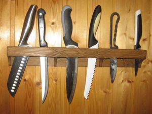 Подвесная подставка для ножей своими руками. Ярмарка Мастеров - ручная работа, handmade.