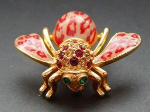 Пчелки Joan Rivers со скидкой и в рассрочку. Ярмарка Мастеров - ручная работа, handmade.