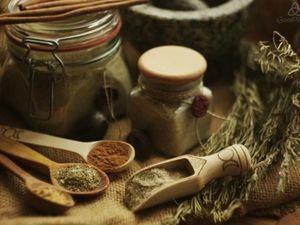 Натуральные травные благовония - смеси для чистки и окуривания. Ярмарка Мастеров - ручная работа, handmade.