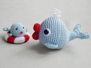 Хочу на Море!!! или... Вяжем Морских Обитателей! | Ярмарка Мастеров - ручная работа, handmade