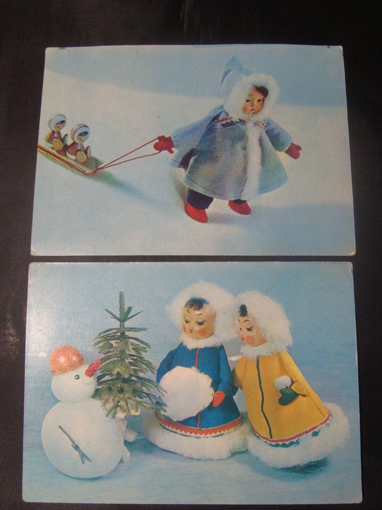 старые открытки, купить старые открытки, неподписанные открытки