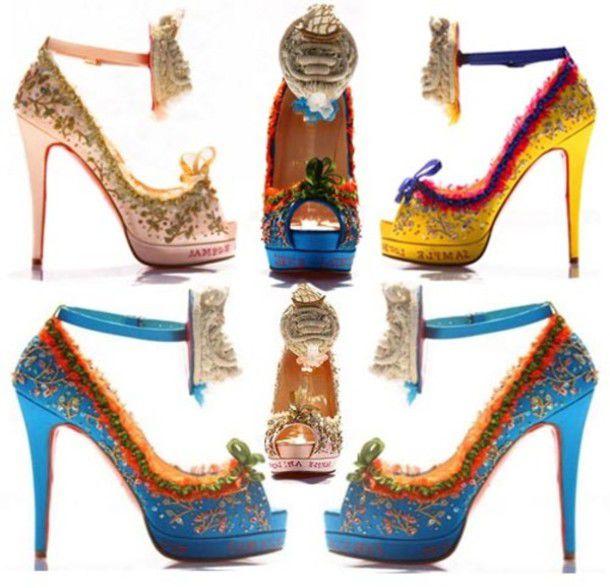 туфли, дизайнерские туфли