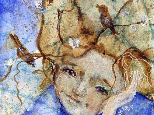 Важная информация от Алены Коневой Сказка в теплоте рук!!   Ярмарка Мастеров - ручная работа, handmade