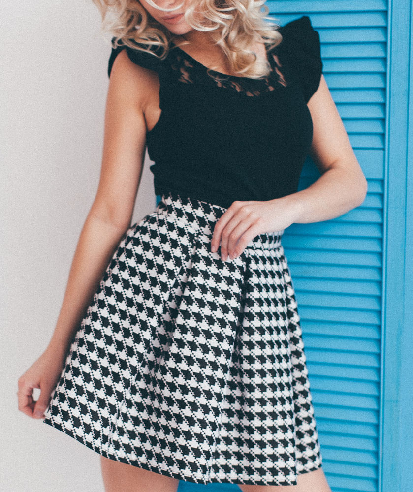 юбка мини