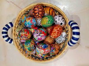 Поздравляю всех со светлым праздником Пасхи. Ярмарка Мастеров - ручная работа, handmade.