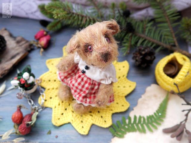 мишки тедди, платье для мишки, подарок для девочки