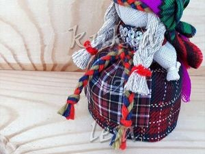 Кукла из леса. Ярмарка Мастеров - ручная работа, handmade.