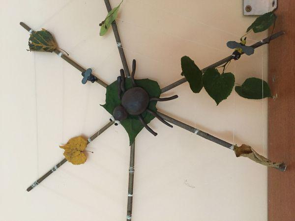 Идея для поделки на тему Осень   Ярмарка Мастеров - ручная работа, handmade