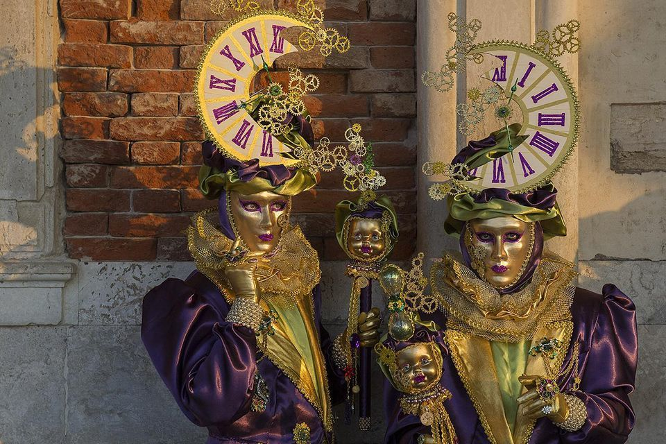Refined, Elegant, Mystical: The Carnival of Venice, фото № 2