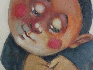Художнику Гору Петросяну грозит потеря зрения. Срочно  нужна помощь! | Ярмарка Мастеров - ручная работа, handmade