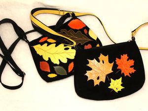 Новые сумочки. Ярмарка Мастеров - ручная работа, handmade.