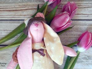 Скидки на кроликов в честь праздника! | Ярмарка Мастеров - ручная работа, handmade