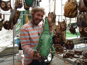 Бразильский уголок рукодельных товаров, или «Рынок хиппи» в Рио-де-Жанейро. Ярмарка Мастеров - ручная работа, handmade.