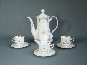 Кофейник и три чайных пары Winterling. Ярмарка Мастеров - ручная работа, handmade.