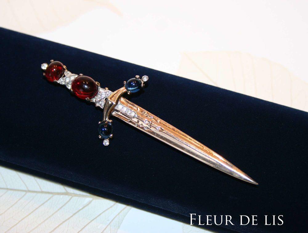 trifari, меч