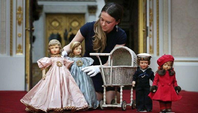 Во что же играла маленькая королева Англии?, фото № 2