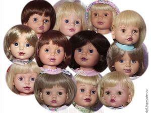 Куколки, которых уже забрали. Ярмарка Мастеров - ручная работа, handmade.