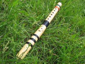 Мастер-класс по созданию флейты любви. Ярмарка Мастеров - ручная работа, handmade.