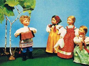 Размышления о куклах в русском костюме. Ярмарка Мастеров - ручная работа, handmade.
