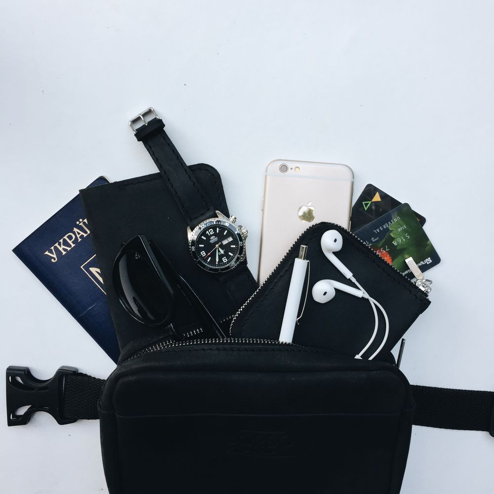 поясная сумка, новый товар