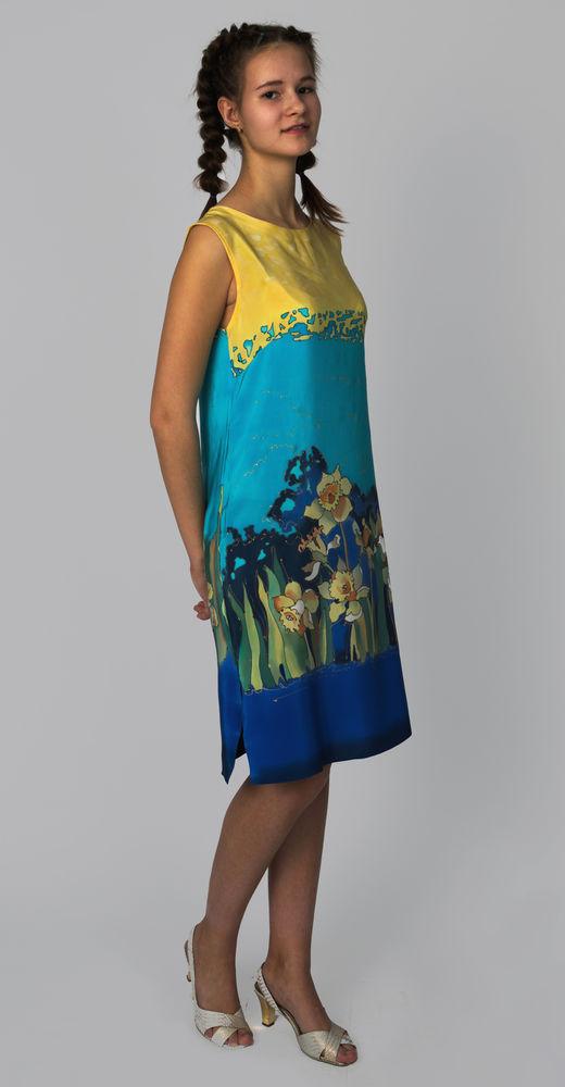 акция, летнее платье