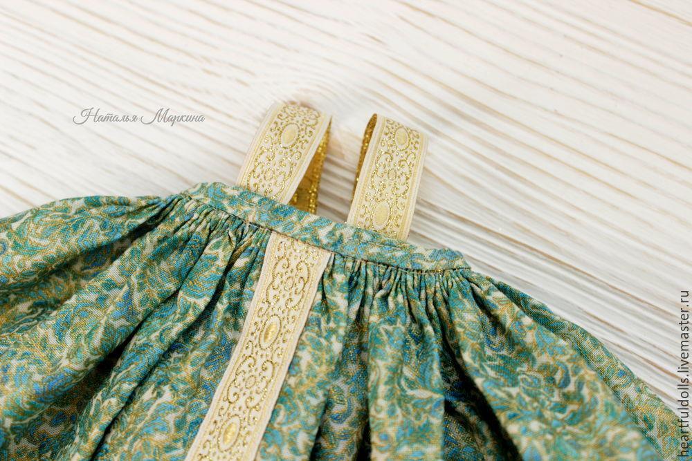 Шьем текстильную куклу Аленушку, фото № 28
