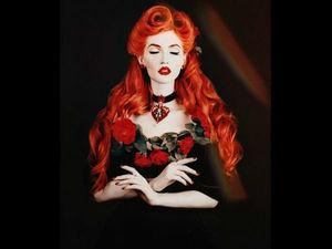 Scarlett: Lilith Ardath в Crystal and Velvet. Ярмарка Мастеров - ручная работа, handmade.