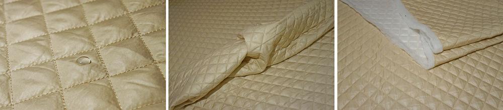 стеганые ткани