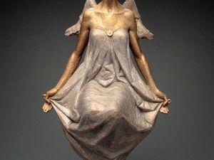 Скульптор Ben Hammond и его страсть к красоте человеческой фигуры. Ярмарка Мастеров - ручная работа, handmade.