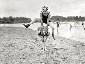 Пляжное очарование начала прошлого века: подборка из 72 фото. Ярмарка Мастеров - ручная работа, handmade.