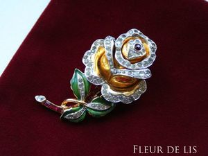Coro роза. Ярмарка Мастеров - ручная работа, handmade.